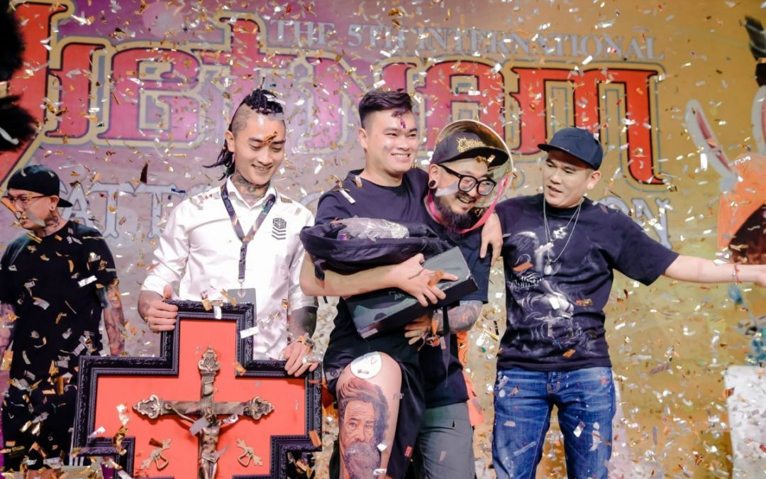 [Tattoo Life]Vietnam Tattoo Convention 2019